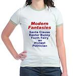 Modern Fantasies Jr. Ringer T-Shirt