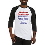 Modern Fantasies Baseball Jersey