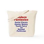 Modern Fantasies Tote Bag