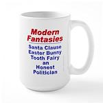 Modern Fantasies Large Mug