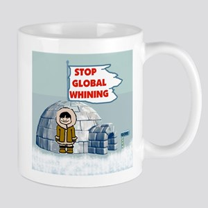 STOP GLOBAL FREEZING Mug