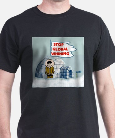 STOP GLOBAL FREEZING T-Shirt