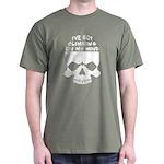 Climbing On My Mind Dark T-Shirt