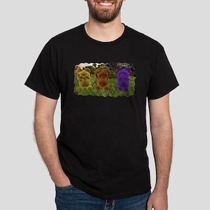 Bears No See, Hear, Speak Dark T-Shirt