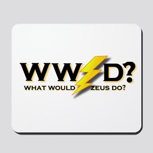 WW Zeus D ? Mousepad