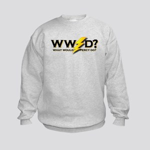 WW Percy D ? Kids Sweatshirt