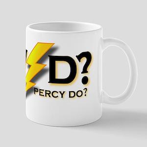 WW Percy D ? Mug