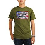 Legalize Freedom Organic Men's T-Shirt (dark)