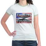 Legalize Freedom Jr. Ringer T-Shirt