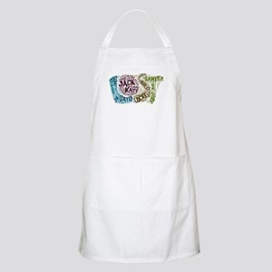 Lost Characters Apron