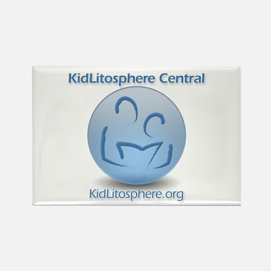 KidLitosphere Rectangle Magnet