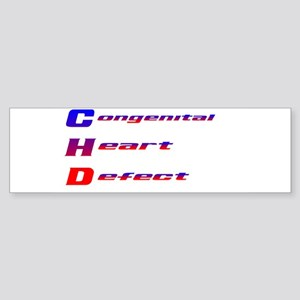 C_H_D Sticker (Bumper)