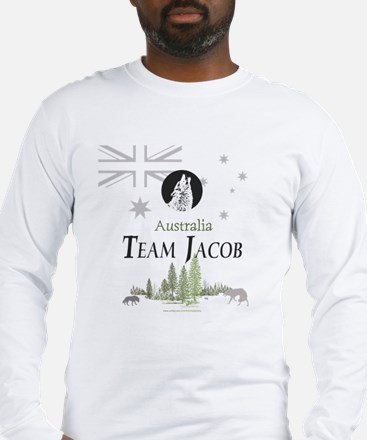 Team Jacob Australia AUS Long Sleeve T-Shirt