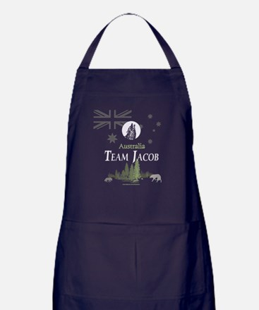 Team Jacob Australia AUS Apron (dark)
