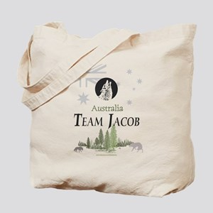 Team Jacob Australia AUS Tote Bag
