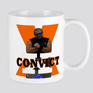 X-Convict Mug