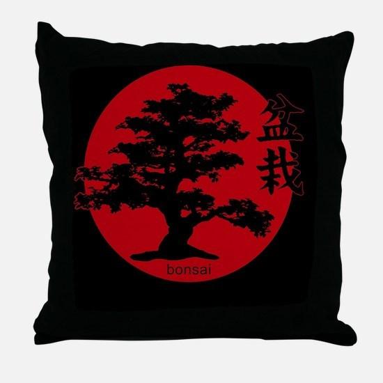 Unique Black flag Throw Pillow