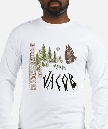 Team Jacob Native Long Sleeve T-Shirt