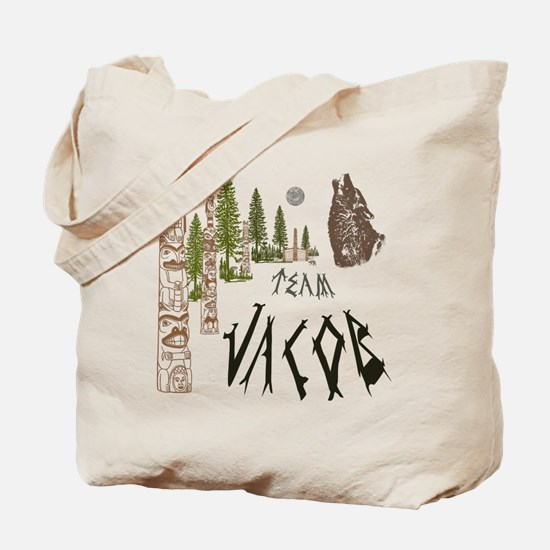 Team Jacob Native Tote Bag