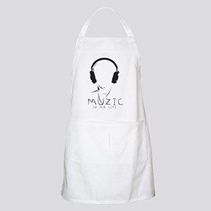 Music is my life Apron