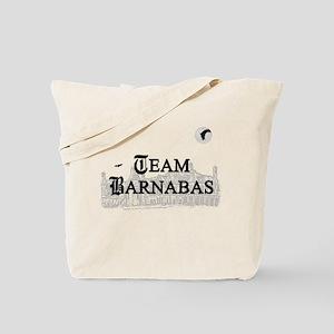 Team Barnabas B&W Tote Bag