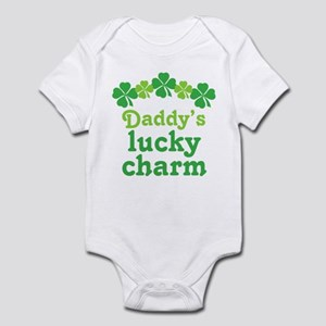 Irish Daddy's Lucky Charm Infant Bodysuit