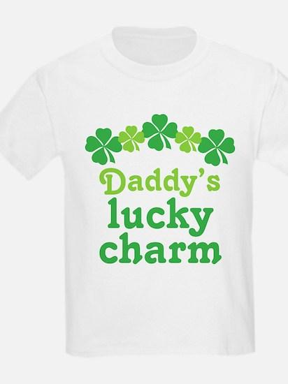 Irish Daddy's Lucky Charm T-Shirt
