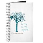 Living Loving Logging Journal