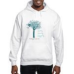Living Loving Logging Hooded Sweatshirt