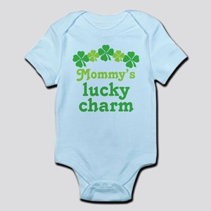 Irish Mommy's Lucky Charm Infant Bodysuit