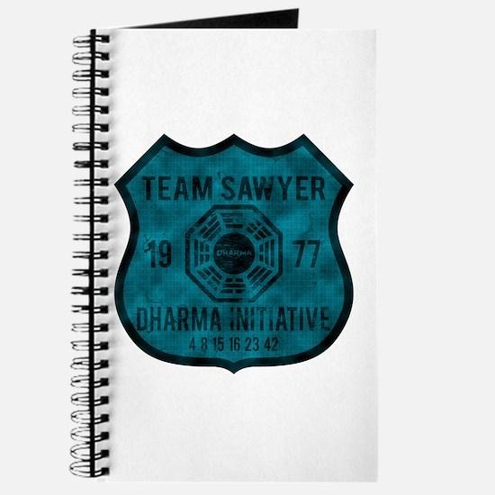 Team Sawyer - Dharma 1977 2 Journal
