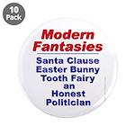 "Modern Fantasies 3.5"" Button (10 pack)"