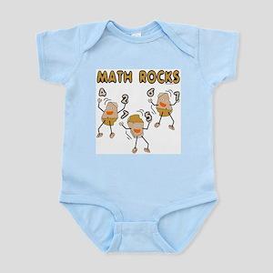 Math Rocks Infant Bodysuit