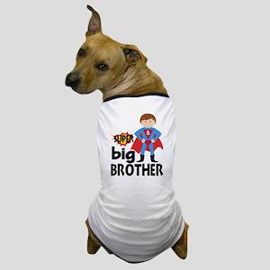 Big Brother Superhero Dog T-Shirt