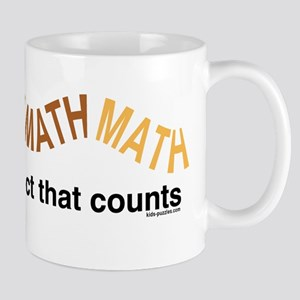 Math Counts Mug
