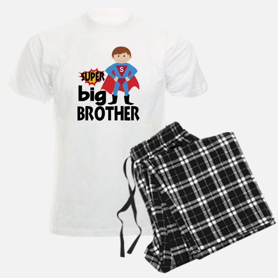 Big Brother Superhero Pajamas