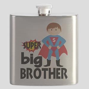 Big Brother Superhero Flask