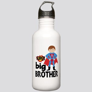 Big Brother Superhero Water Bottle