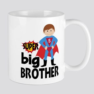 Big Brother Superhero Mugs