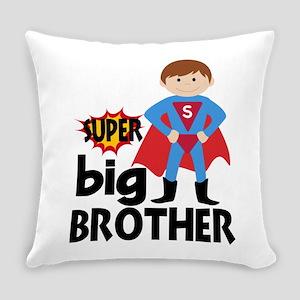 Big Brother Superhero Everyday Pillow
