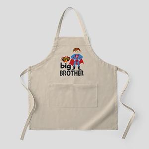 Big Brother Superhero Light Apron