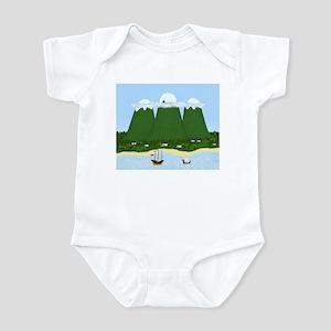 The Antipodes Infant Bodysuit