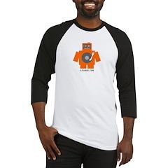 Robot DJ Baseball Jersey