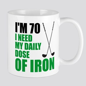 70 Daily Dose Of Iron Mugs