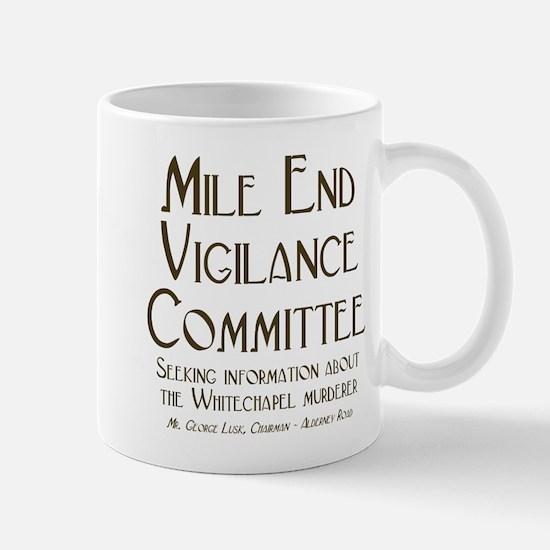 Mile End Vigilance Committee Mug