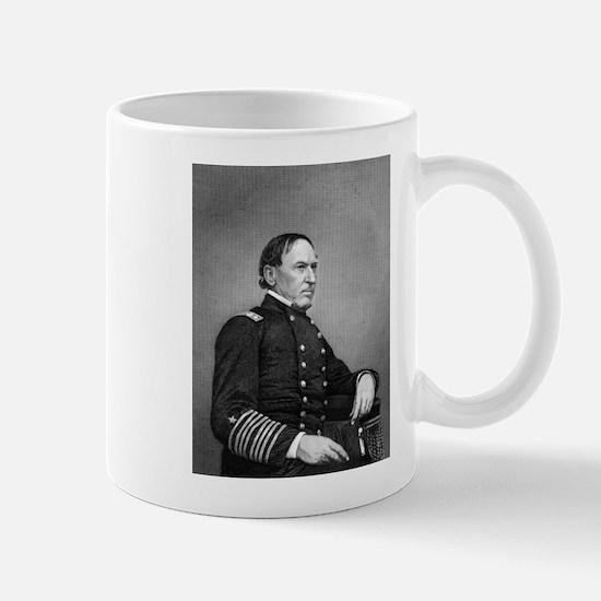 Admiral Farragut Mug