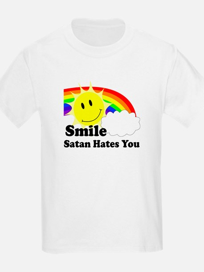 Smile Satan Hates You T-Shirt