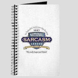 National Sarcasm League Journal