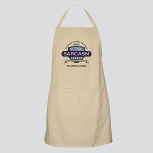 National Sarcasm League Apron