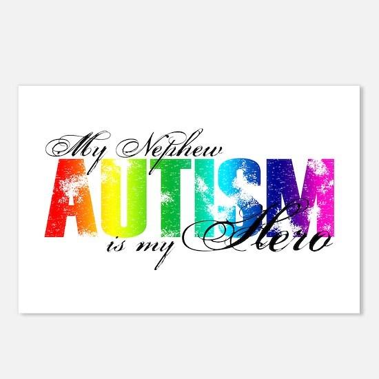 My Nephew My Hero - Autism Postcards (Package of 8